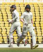 Jaffer hits his 57th First Class hundred, Vidarbha in control