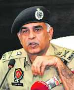 Extension to DGP Arora has govt in fix