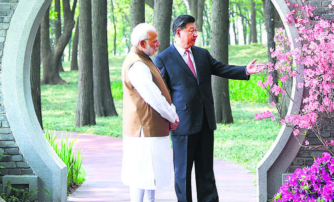 All eyes on Modi-Xi meeting