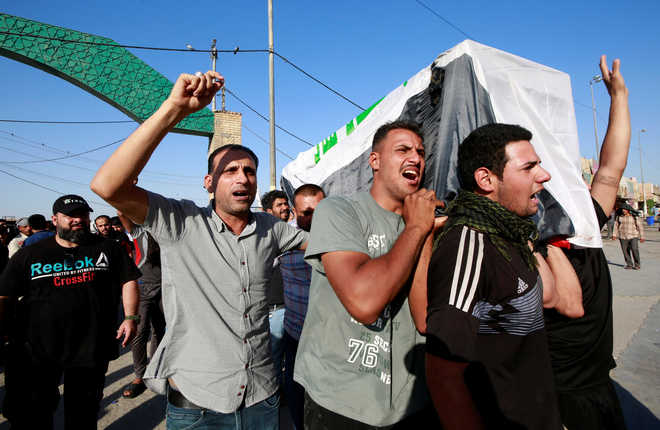Five killed as clashes erupt again in Iraq