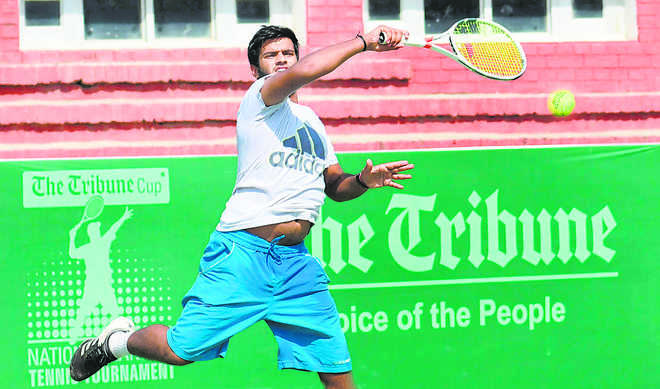 Top seed Rishi marches ahead