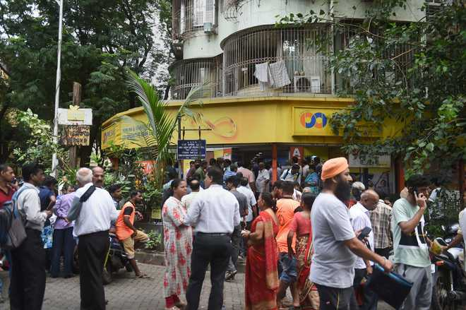 Mumbai's Sikh community rallies to save troubled PMC Bank