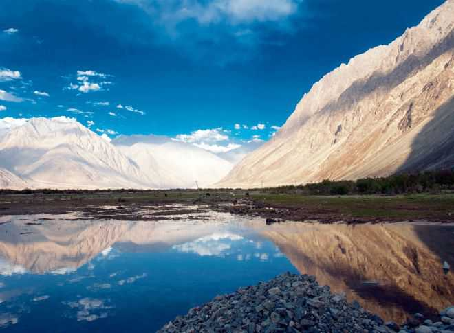 Preserve ancient sites of J-K, Ladakh before land is sold