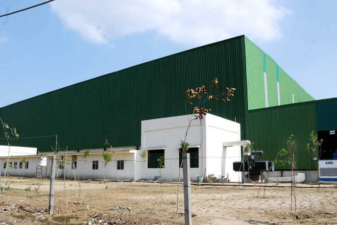 Solid waste plant closed as firm fails to get PPCB nod