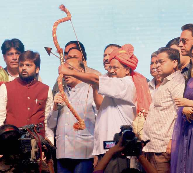 Delhiites slayed dengue, brought air pollution under control: CM