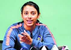 Mandhana out of SA ODI series