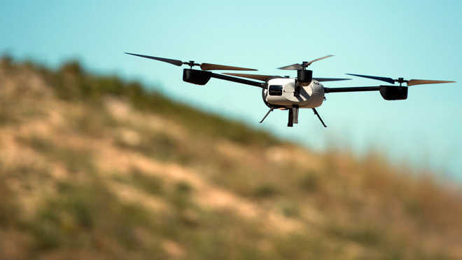 Border residents in Punjab spot two more drone incursions