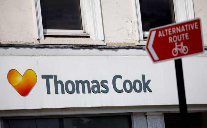 Hays to buy Thomas Cook British stores in reprieve for up to 2,500 staff