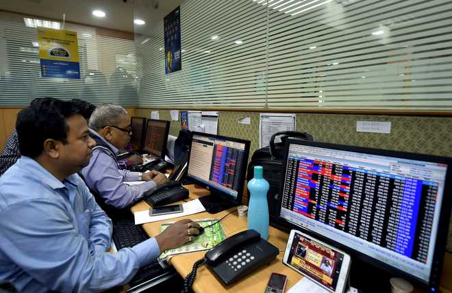 Sensex surges over 600 points, Nifty crosses 11,300