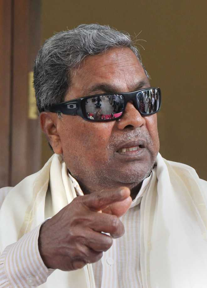 Congress appoints Siddaramaiah as LoP in Karnataka Assembly, SR Patil in Council