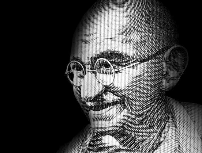 Gandhi and the final trigger