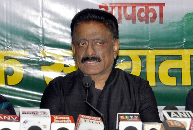 Sirmaur DC acting as BJP agent, shift him: Cong to EC
