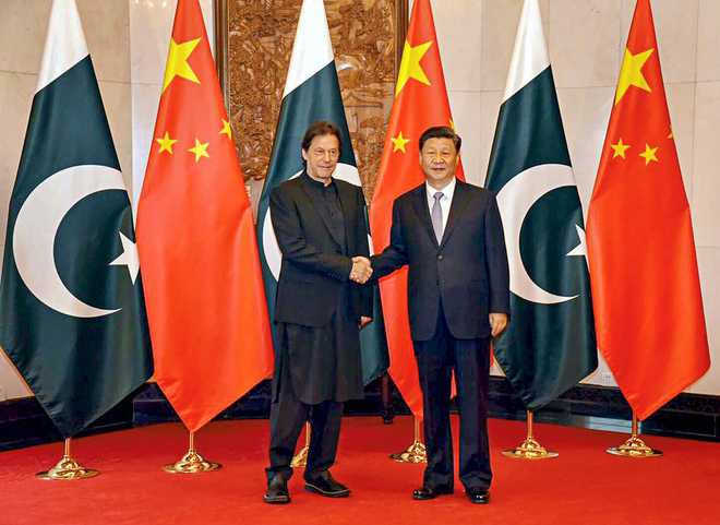 China back to old stand on Kashmir