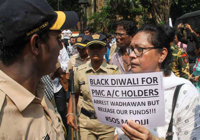 PMC Bank scam accused in further custody till Oct 14