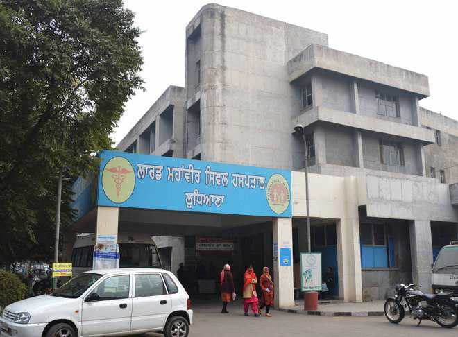 Senior citizens throng Civil Hospital OPD