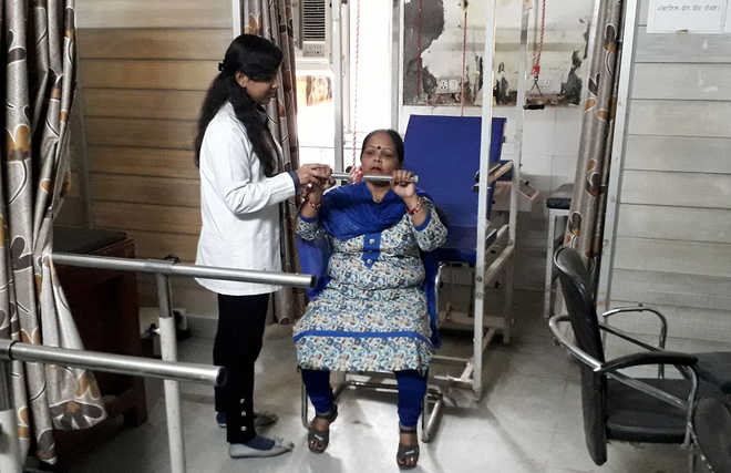 Physiotherapy unit resumes functioning after over a year
