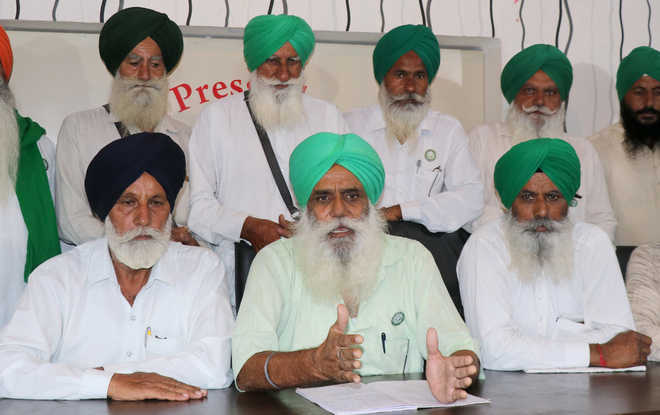 Govt must provide better mgmt of paddy straw, says BKU Sidhupur