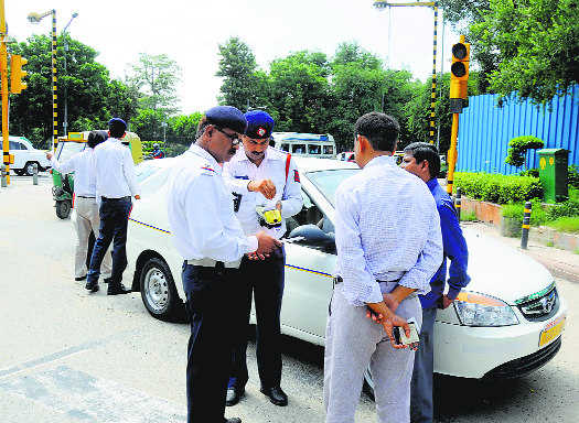4.5L traffic challans paid online in 4 months: LG