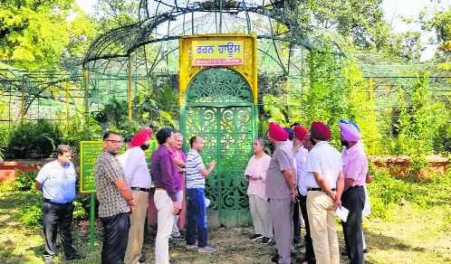 Baradari Gardens to regain lost grandeur