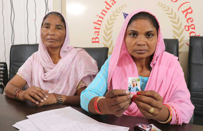 Elopement case: Victim's mother accuses police of inaction