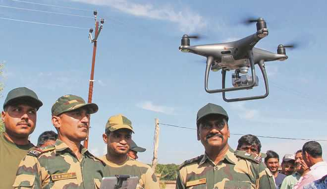 Offensive action needed to detect drones