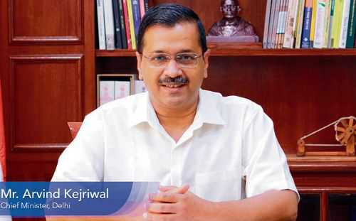 Delhi's 2cr people my strength: Kejriwal at C-40 climate summit