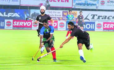 PSB beat CAG Delhi, PNB ground IAF