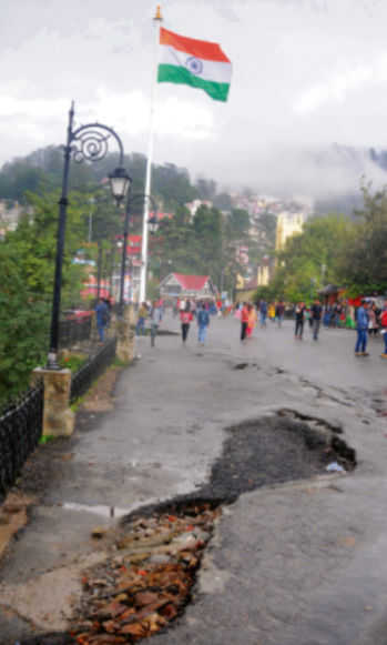 Shimla's marquee Ridge sinks, who cares?