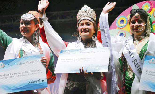 Miss Himalaya Pageant goes on despite fund crunch