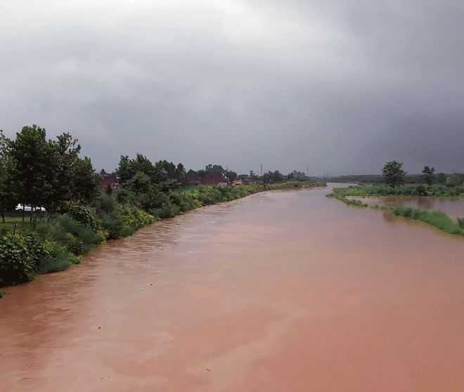 Tangri river channelisation on cards