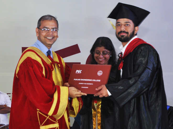 739 receive degrees at PEC 49th convocation