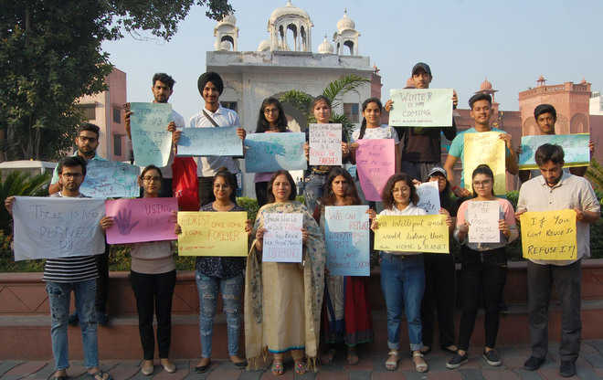 Trust organises march to create awareness on climate change