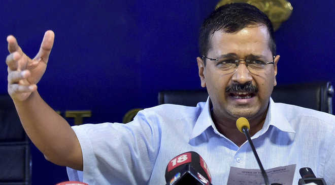 Women exempted, pvt CNG to follow odd-even: Kejriwal