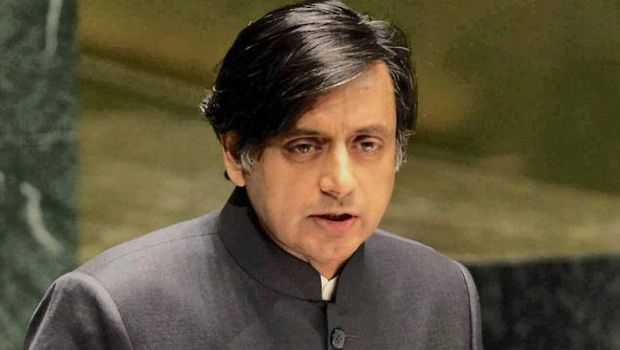 Tharoor slams Pak for raising Kashmir at Asian Parliamentary Assembly meet