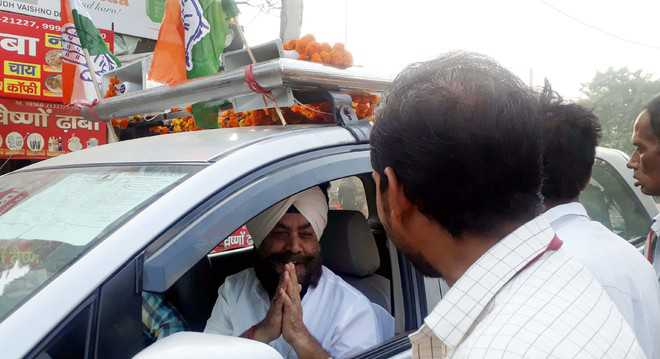 Will focus on jobs: Cong Karnal nominee