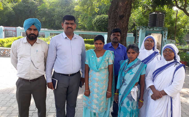 Girl reunited with family in Madhya Pradesh after seven years