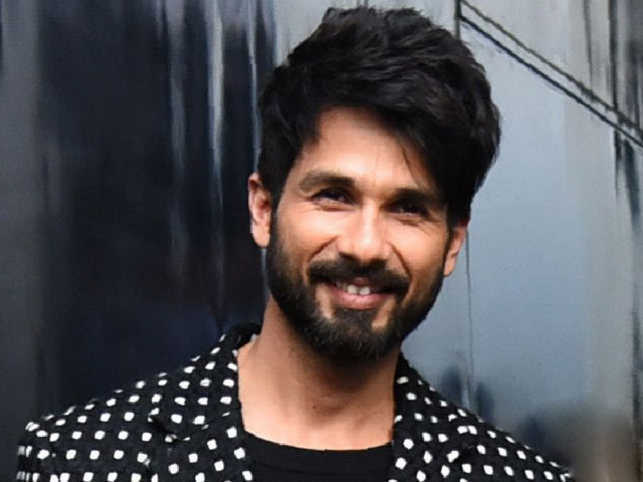 Shahid Kapoor to star in Hindi remake of 'Jersey', film to release in Aug 2020