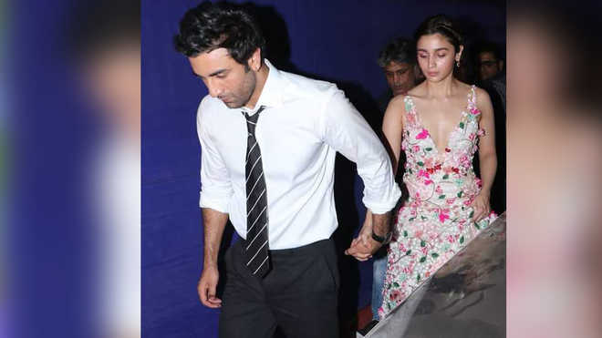 Ranbir advised that hardwork will eventually pay-off: Alia on dealing with 'Kalank' failure