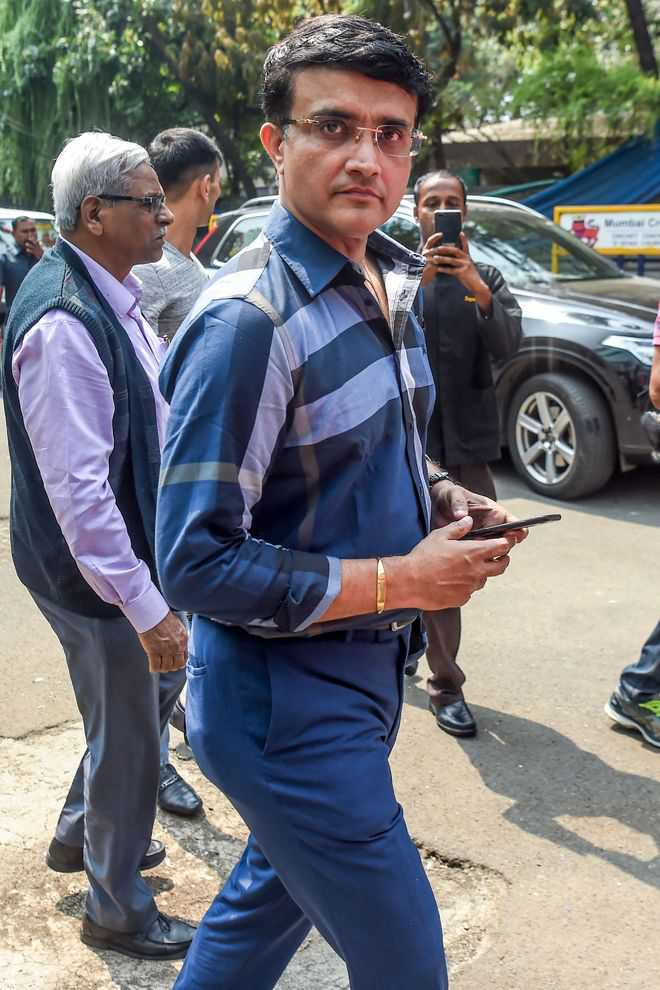 Conflict of interest big concern: Ganguly