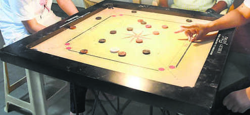 Carrom board sales up four times in J-K