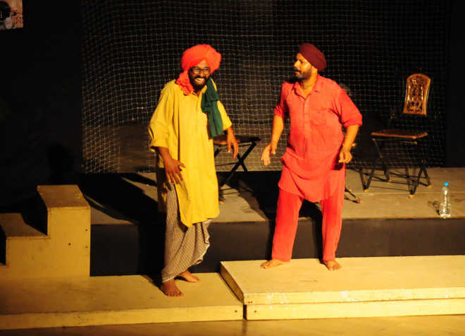 Saudagar portrays deep rot of drugs in society at theatre fest