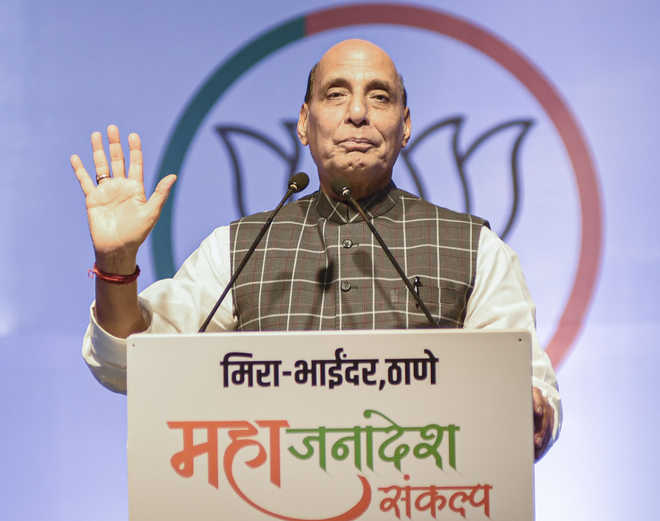 We could have hit Balakot from India if we had Rafale earlier: Rajnath