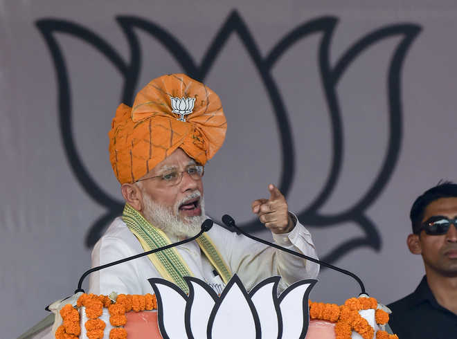 India will not allow water to flow to Pakistan: Modi at Charkhi Dadri