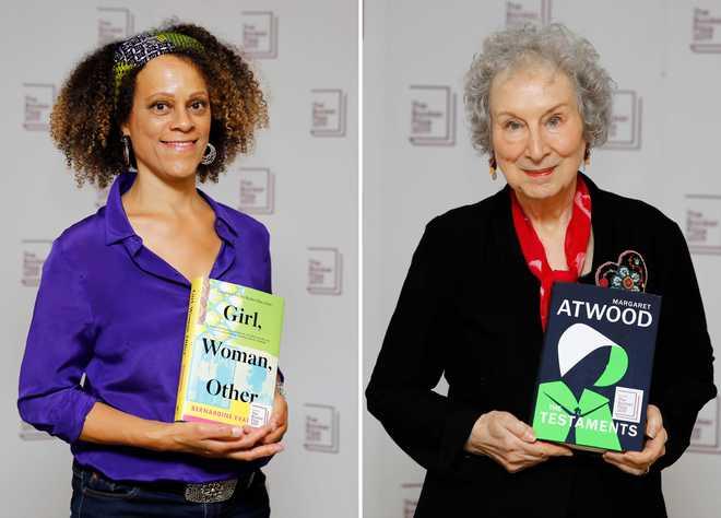 Jury breaks rules, Booker Prize awarded jointly to Atwood and Evaristo