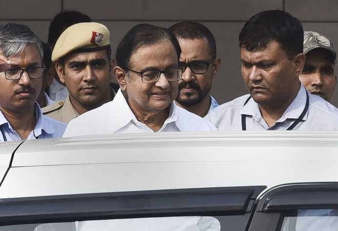 Court allows ED to question Chidambaram, arrest him if needed