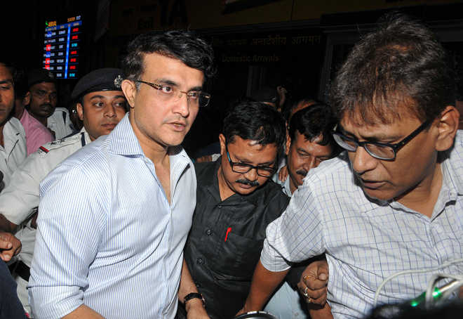 Met Amit Shah, but no political development at the moment: Ganguly