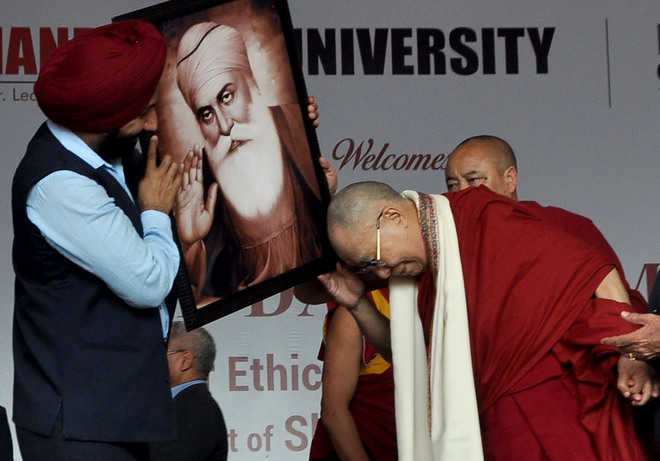 India, China need each other for growth, world peace: Dalai Lama