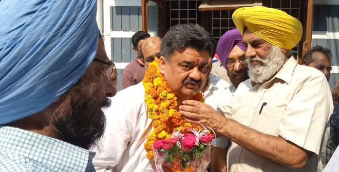 Double delight for Congress candidate Chander Mohan
