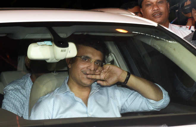 Indian cricket will continue to prosper under Ganguly: VVS