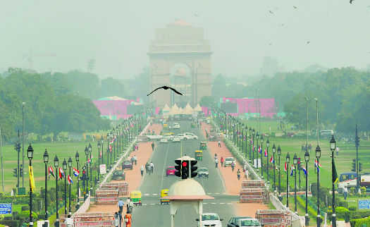 UP, Haryana, Delhi to blame for poor air quality, says EPCA